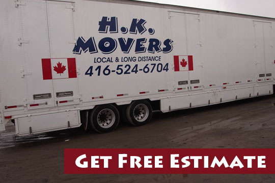 Home Moving, Corporate Moving, Best Transportation Services in Canada